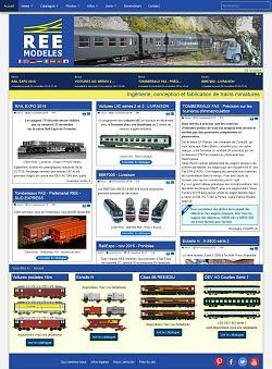Site REE-MODELES.COM